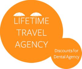 Lifetime Travel Agency - Discounts for Dental Staff